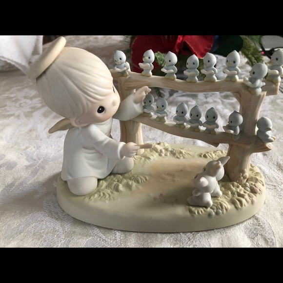Precious Moments figure Limited Edition
